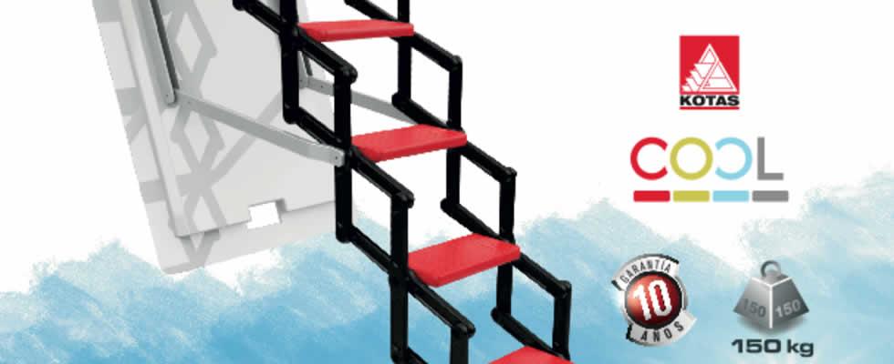Eskalia escaleras profesionales for Escaleras kotas